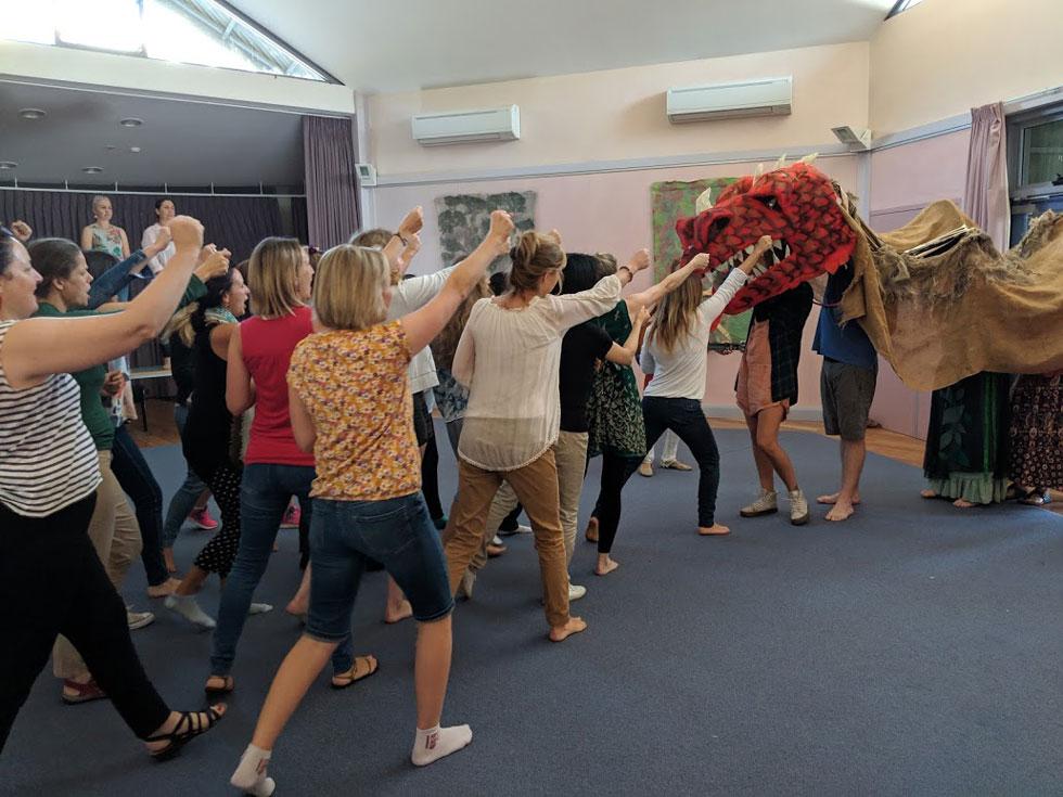 NESA Teacher Training - Sydney Rudolf Steiner Colllege