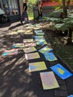 NESA Teacher Training Painting & Art