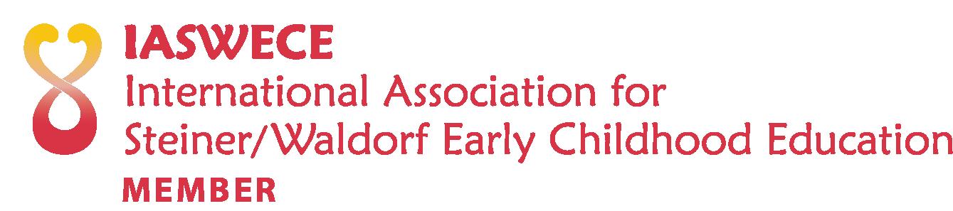 International Association for Steiner/Waldorf Early Childhood Education member logo