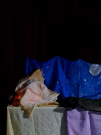 Silk Puppet Show | Sydney Rudolf Steiner College